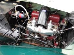 1937 MG TA to TB spec. Photo 3