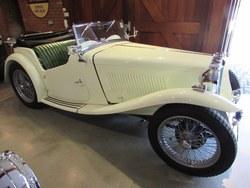 1939 MG TA Photo 1
