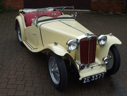Image of 1948 MG TC
