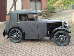 1929 M type Sportsmans Coupe Photo 15