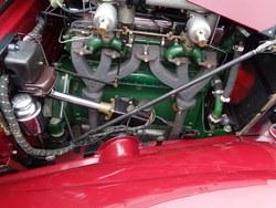 1938 MG SA Tickford d.h.c. Photo 7