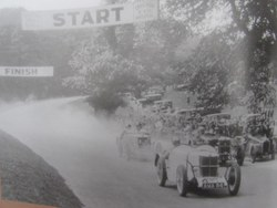 Image of 1933. The ex Vic Derrington MG J2