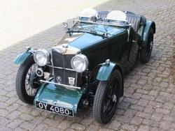 1932 MG J2 Photo 3