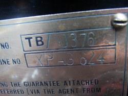 1939 MG TB  Tickford d.h.c.. Photo 4