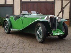 1933 S/CHARGED MG K1/KD Photo 3