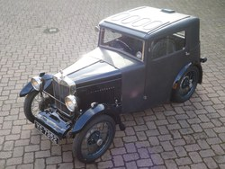 Image of 1929 M type Sportsmans Coupe