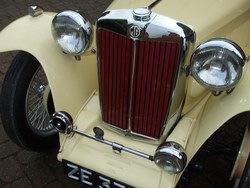 1946 MG TC Photo 9