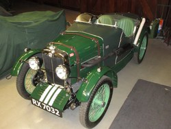 Image of 1930 MG 'M' TYPE
