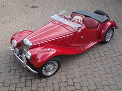 Image of 1954 MG TF 1250 Midget