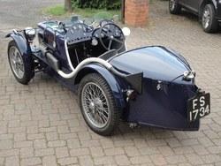 1931 C type Montlhery Midget rep. Photo 2