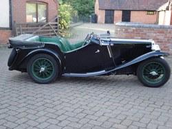 1934 NA Magnette Photo 14