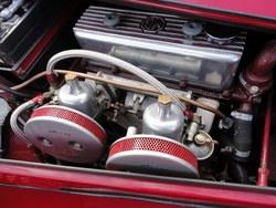 1954 MG TF 1250 Midget Photo 6