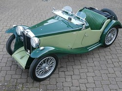 1934 MG PA Midget Photo 1