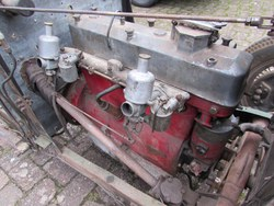 1934 MG N Magnette Rolling Chassis Photo 6