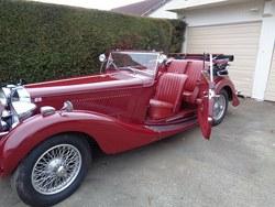 1938 MG SA Tickford d.h.c. Photo 8