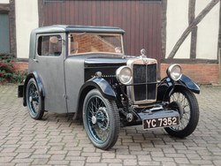 1929 M type Sportsmans Coupe Photo 2