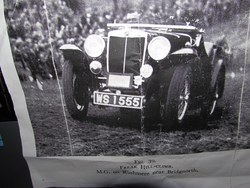 1934 MG N Magnette Rolling Chassis Photo 11