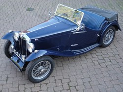 Image of 1936 MG NB