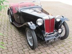Image of 1949 MG TC