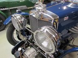 1933 MG J4  rep. Photo 12