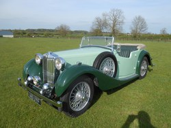 Image of 1938 MG VA