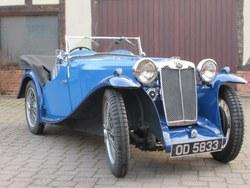 Image of 1933 L type Magna
