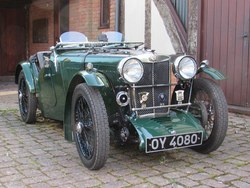 Image of 1932 MG J2