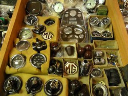 PLEASE SEE THIS IMPORTANT ENTRY:  Large quantity of high quality second hand original parts are in stock...below is just a selection:  Much more P & K stuff will follow: SEE PHOTOS UNDER LIST. Scroll down below this main heading for further rare items. Photo 3