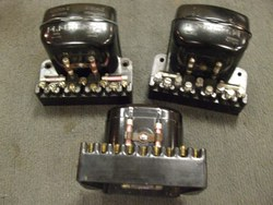 A SMALL BATCH OF ORIGNAL NEW OLD STOCK  FACTORY TC REGULATOR BOXES: TYPE RF 95 Photo 1