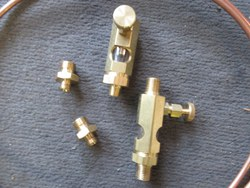 OIL FEED VALVES FOR SUPERCHARGERS. Photo 1