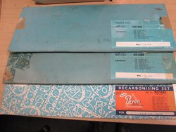 ORIGINAL MMM & TA PAYEN GASKET SETS>>>>new old stock.   PLUS the highest quality UK made Copper/composite MMM head gaskets, seperately or in sets. Photo 1