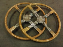 STEERING WHEELS .........All types available for  pre-war models (MMM) plus all TA/TB/TC models Photo 4