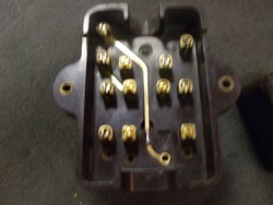 MG D/F/J/K/L  CUTOUT/FUSE BOXES. Photo 2
