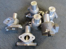 AT LAST.....high quality supercharger inlet manifold blow-off valves for all MMM MG models. Photo 1