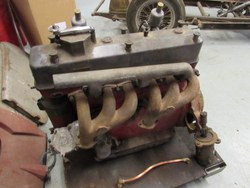 COMPLETE MG 6 cyl.  'N' engine for restoration, fully assembled in one lump.   NOW  S O L D Photo 3