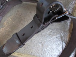 SUPERB QUALITY 3-PART BONNET BELTS.      Without doubt the best quality 3-part bonnet belts available anywhere. Photo 3