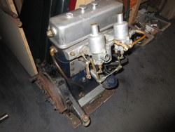 1932-1934 MG J Type Engine.........S O L D. Photo 1