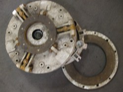 An MG L/K  DOUBLE PLATE CLUTCH ASSEMBLY Photo 1