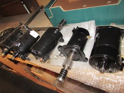 DYNAMOS & STARTER MOTORS............outright or exchange Photo 2