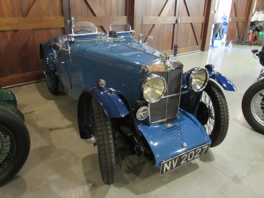 1932 Cycle wing J2 sports