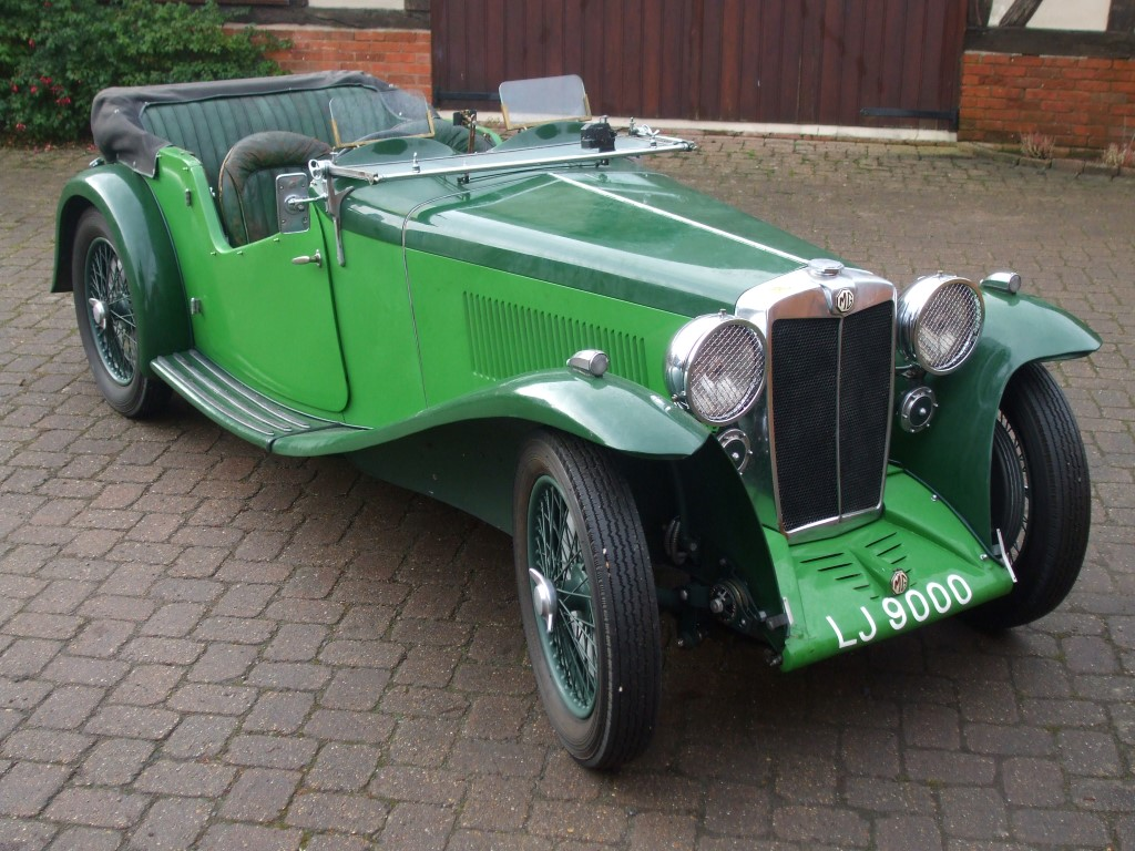 1933 S/CHARGED MG K1/KD