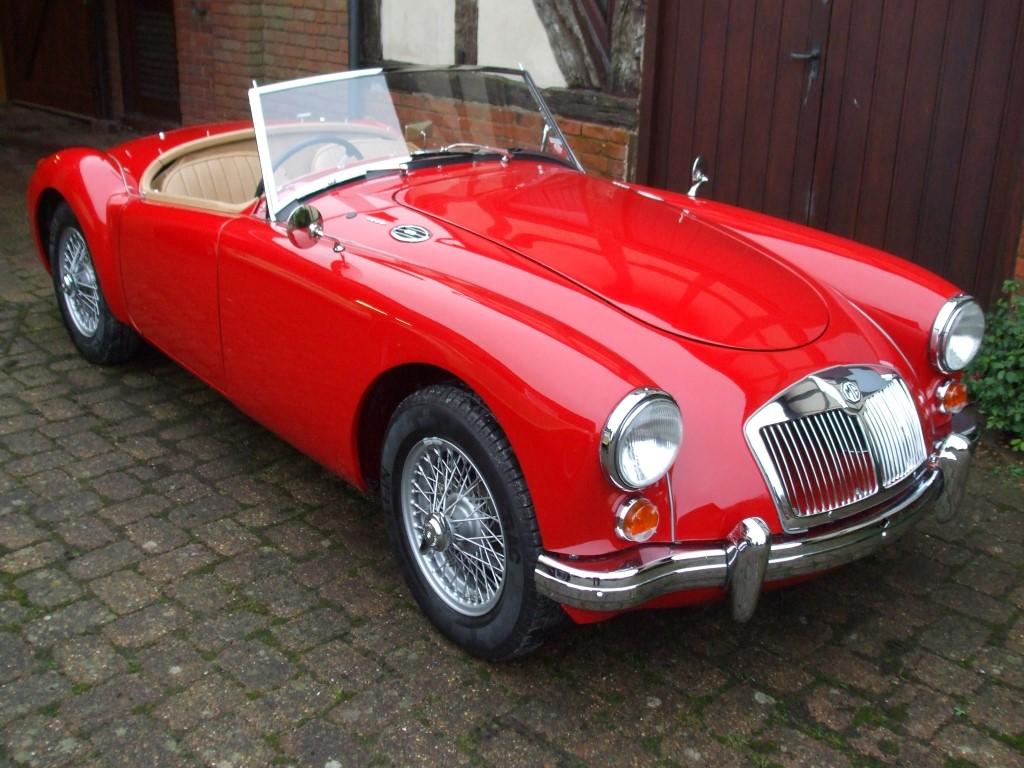 1960 MGA '1600'