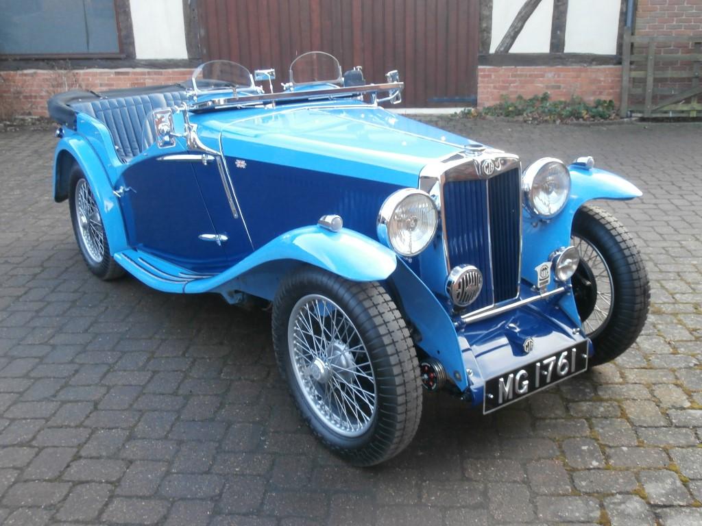 1935 NB Magnette