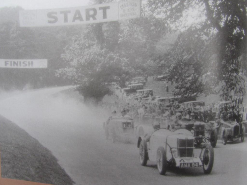 1933. The ex Vic Derrington MG J2