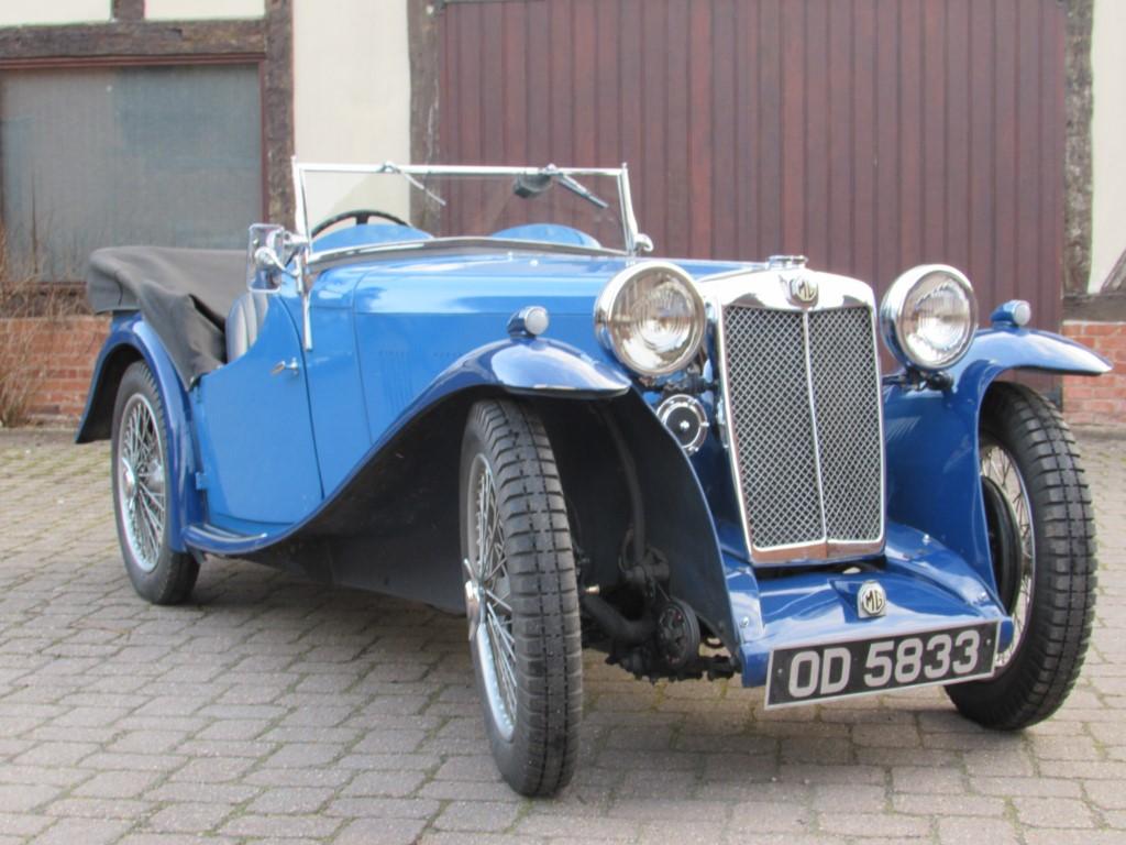 1933 L type Magna
